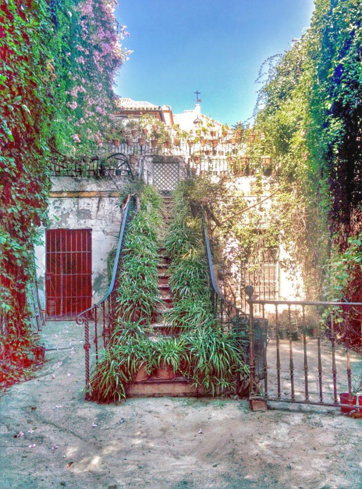 Arquitectura de jardines la casa de pilatos for Arquitectura de jardines